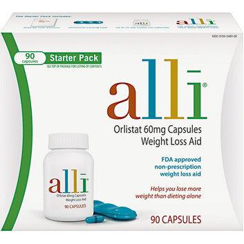 Alli Weight Loss Starter Kit