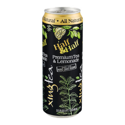 XINGtea Half & Half Premium Tea & Lemonade