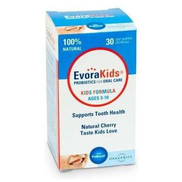 Oragenics EvoraKids Probiotic Oral Care (30 Mints)