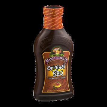Premium Margaritaville Original BBQ Sauce with Mango and Cane Sugar