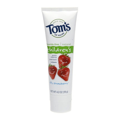 Tom's OF MAINE ORAL CARE Silly Strawberry™ Children's Toothpaste