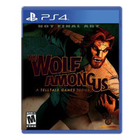 Sony The Wolf Among Us: A Telltale Games Series (PlayStation 4)