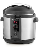 Cuisinart Stainless Steel Electric Pressure Cooker - CPC-600