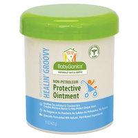 BabyGanics Healin Groovy Non-Petroleum Protective Ointment, Tub, 15-Ounce