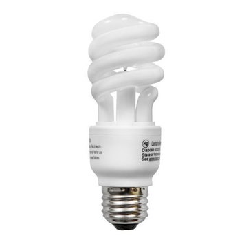 Purely Products PA151M35P 3500 Kelvin 15 Watt Mini Pet Compact Fluorescent Lamp Bulb, 1-Pack