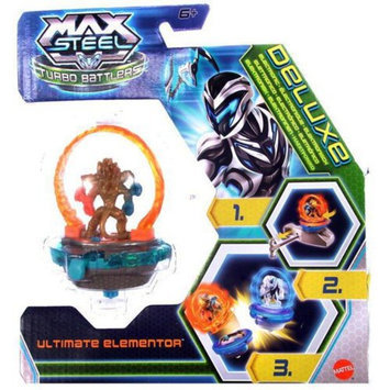 Max Steel Ultimate Elementor Action Figure