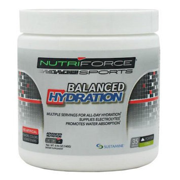 Nutri-force Nutrition Nutriforce Sports Balanced Hydration Citrus - 35 Servings