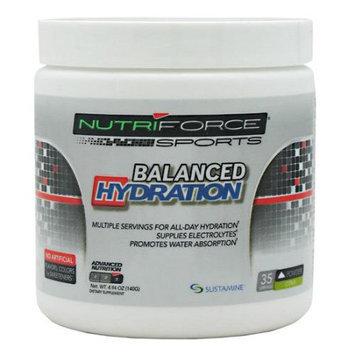 Nutri-force Nutrition Nutriforce Sports Balanced Hydration Citrus - 35 Servings