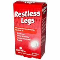 NatraBio Restless Legs 60 Tablets