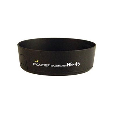 Promaster PRO HB-45 Replacement Lens Hood for Nikon