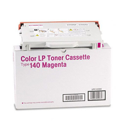 Ricoh 402072 Toner with 6,500 Page-Yield - Magenta