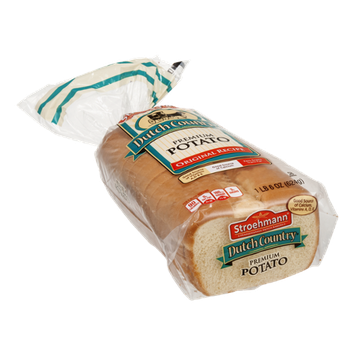 Stroehmann Dutch Country Bread Premium Potato Original Recipe