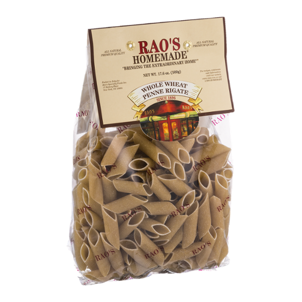 Rao's Homemade Whole Wheat Penne Rigate