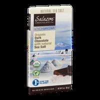 Salazon Chocolate Co. Organic Dark Chocolate Sea Salt
