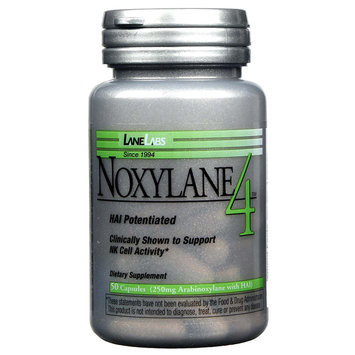 Lane Labs Noxylane 4 250MG - 50 Capsules - Mushroom Combinations