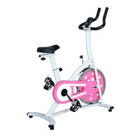 Sunny Distributor Inc Sunny Health & Fitness P8100 Pink Indoor Cycling Bike