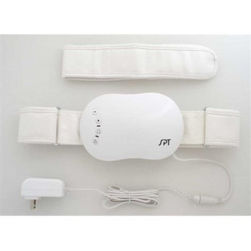 Sunpentown AB751 Vibrating Massager with Adjustable Belt and 5 Speeds Dual Modes and Ergonomic