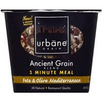 Urbane Grain Ancient Grain Blend Feta & Olive Mediterranean 3 Minute Meal, 2 oz, (Pack of 6)