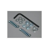 Bolt Set/Blind Nuts 4-40x3/4