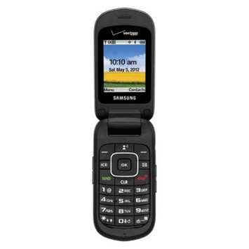 Verizon Samsung U365 Pre-Paid Cell Phone - Black