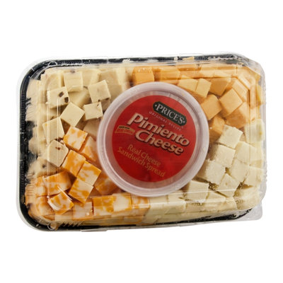 Assorted Cheese Tray - Serves 10