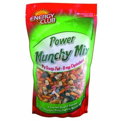 Energy Club Power Munchy Mix, 15.50-Ounce (Pack of 6)