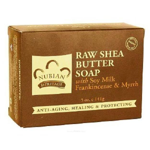Nubian Heritage Honey & Black Seed Soap