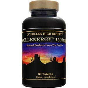 Pollenergy 1500mg CC Pollen 60 Chewable