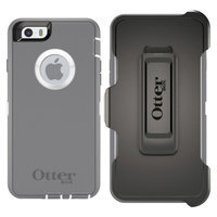 Otterbox Defender Cell Phone Case for iPhone 6 - White (98466VRP)