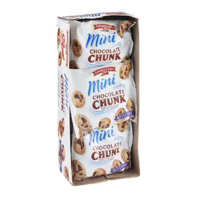 Pepperidge Farm On The Go Mini Cookies Chocolate Chunk - 9 CT