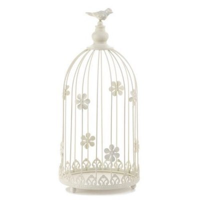 Zingz & Thingz Iron Birdcage Hurricane