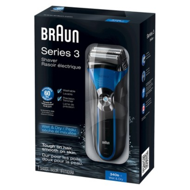 Braun Men's  Series 3 Shaver
