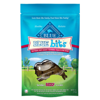 Blue Buffalo BLUETM Bits Natural Training Puppy Treat