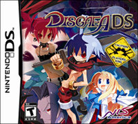 Disgaea DS (Nintendo DS)