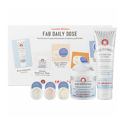 First Aid Beauty FAB Daily Dose Set