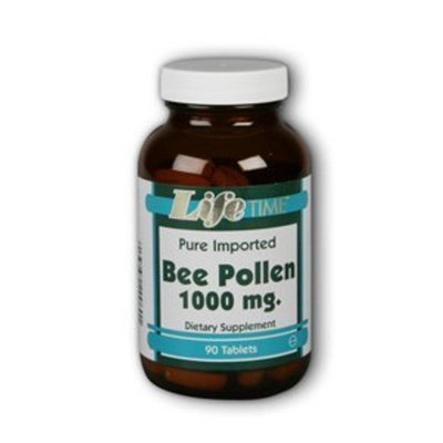 Pure Imported Bee Pollen 1000mg LifeTime 90 Tabs