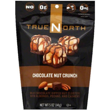 True North Chocolate Crunch Nut Clusters, 5 oz, (Pack of 12)