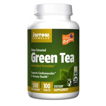 Jarrow Formulas Water Extracted Green Tea 500 mg