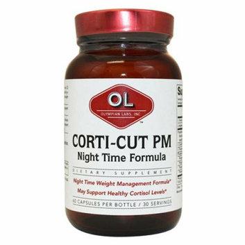 Olympian Labs Corti-Cut PM 60 capsules
