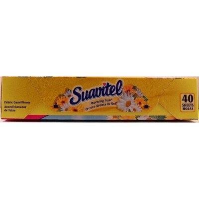 Suavitel Morning Sun Dryer Sheets 40 Count