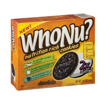 WhoNu? Cookies Chocolate