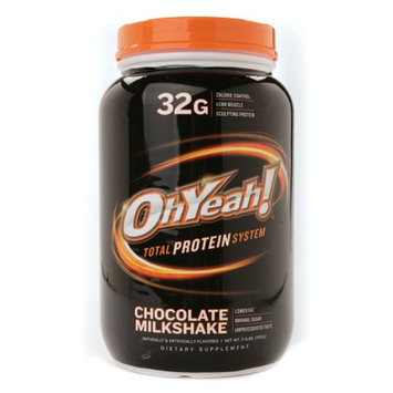 ISS Oh Yeah! Total Protein System