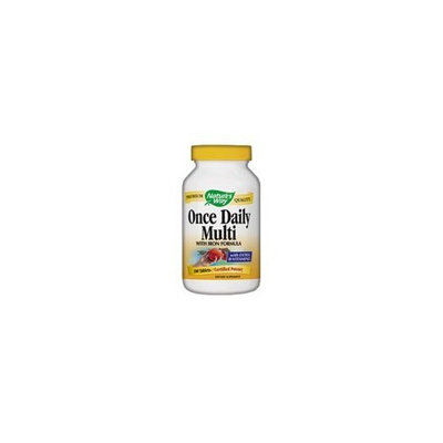 Nature's Way Once Daily Multi, 100 Tablets