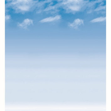 Pacon Corporation PAC56938 Fadeless 48X12 Wispy Clouds 4Rls Per Carton