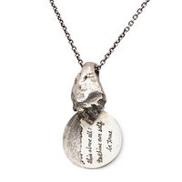 Jeanine Payer Shakespeare Necklace