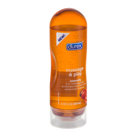 Durex Massage & Play 2 in 1 Massage Gel & Intimate Lubricant Intensity