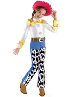 Toy Story Costumes Toddler Jessie Deluxe