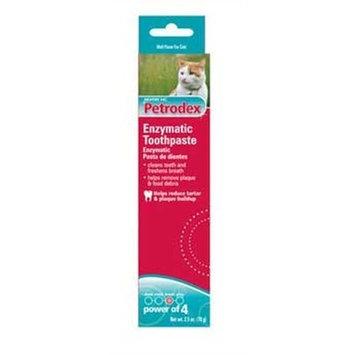 Petrodex Enzymatic Cat Malt Flavor Toothpaste, 2-1/2-Ounce