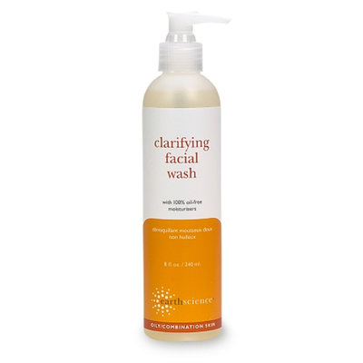 Earth Science Clarifying Facial Wash for Oily & Combination Skin