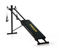 Cam Consumer Products, Inc. Total Fitness Total Gym Achiever Exercise System - CAM CONSUMER PRODUCTS, INC